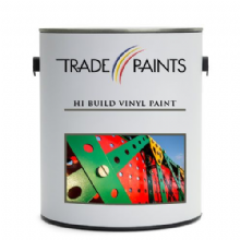 Hi Build Vinyl Paint